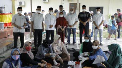 Photo of Bupati dan Wakil Bupati Asahan Tinjau Pelaksanaan Penyembelihan Hewan Qurban