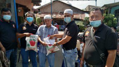Photo of Aksi Peduli Ketua Pewarta di Tengah 'Banjir' Air Mata