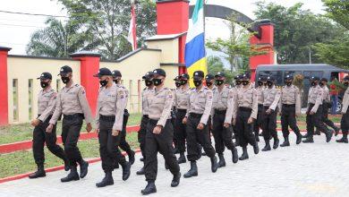 Photo of 375 Casis Polri Jalani Pendidikan di SPN Hinai