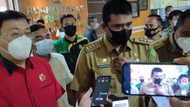 Photo of Soal Center Point, Bobby Nasution: Pembayaran Boleh Sampai Akhir Tahun