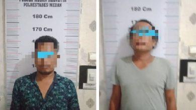 Photo of Dua Pemalak Teknisi HP Viral Ditangkap