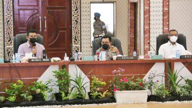 Photo of Bobby Nasution Imbau Masyarakat Kota Medan Patuhi Prokes 5M