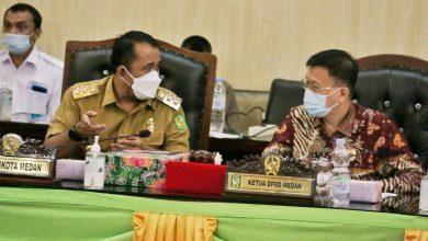 Photo of Pemko Medan dan DPRD Lanjutkan Pembahasan Ranperda Zonasi PKL