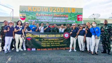 Photo of Atasi Dampak PPKM, Tionghoa-Kodim 0209 Salurkan Ratusan Paket Sembako