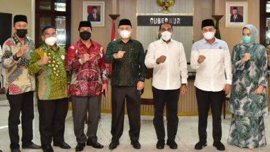 Photo of Pesan Gubernur Sumatera Utara Kepada PW MABMI Sumut