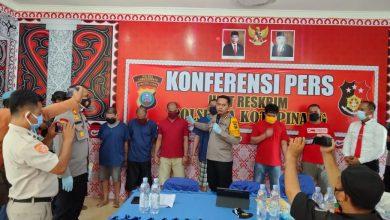 Photo of Motif Dendam, 6 Pelaku Pembakaran Rumah Dinas Kalapas Kotapinang Ditangkap