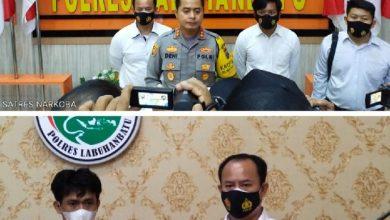 Photo of Pengedar Narkoba Ditangkap, 2 Pucuk Senjata Rakitan Disita