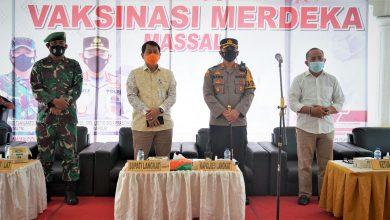 Photo of Kapolri dan Panglima TNI Berikan Arahan Ke Satgas Covid -19 Langkat