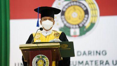 Photo of USU Wisuda 2.208 Lulusan, Rektor: Jadilah The Next High Level Generation di Era Digital