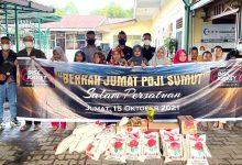 Photo of Persatuan Disc Jockey Indonesia (PDJI) Sumatera Utara Bantu Anak Yatim Piatu